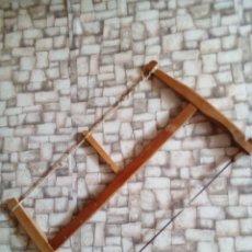 Antigüedades: ANTIGUA SIERRA DE CARPINTERO. Lote 215498655