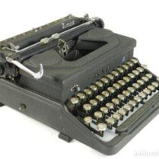 Antigüedades: MAQUINA DE ESCRIBIR EVEREST MOD.90 AÑO 1937 TYPEWRITER SCHREIBMASCHINE. Lote 175337550