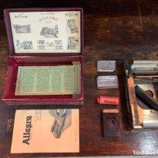 Antigüedades: ANTIGUO AFILADOR DE CUCHILLAS ALLEGRO. Lote 175400693