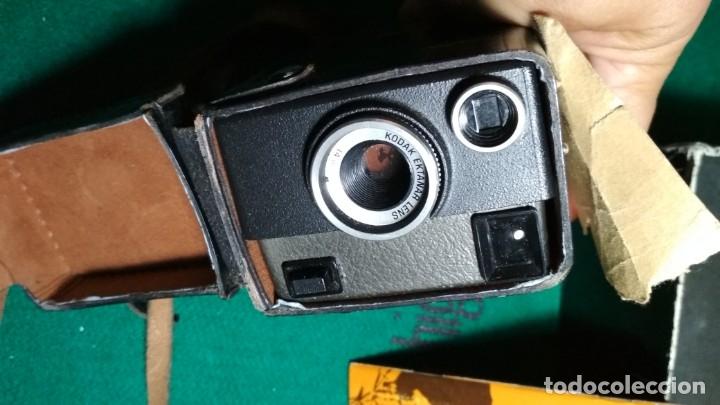 Antigüedades: KODAK INSTAMATIC M14 CON INSTRUCCIONES, FUNDA Y PARTE DE LA CAJA Ver fotos Y LEER DESCRIPCION - Foto 3 - 175454638