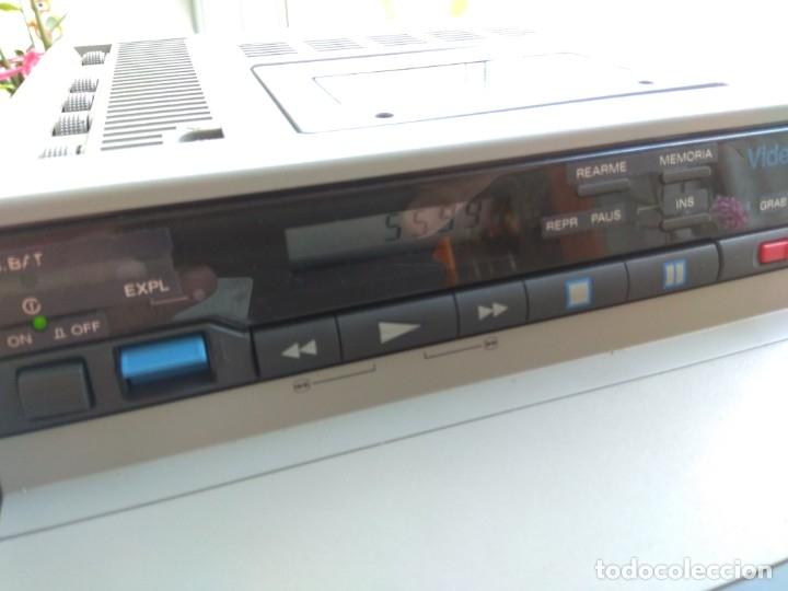 Antigüedades: Reproductor Sony Combo Video 8 Triniton EVM-9010PR - Foto 26 - 173516650