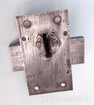 Antigüedades: ANTIGUO CERROJO, ABRIDOR GRANDE - Foto 4 - 33625925