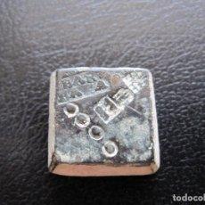 Antiquités: ANTIGUO PESO PONDERAL BARCELONA BARBARA 1762. Lote 175685880