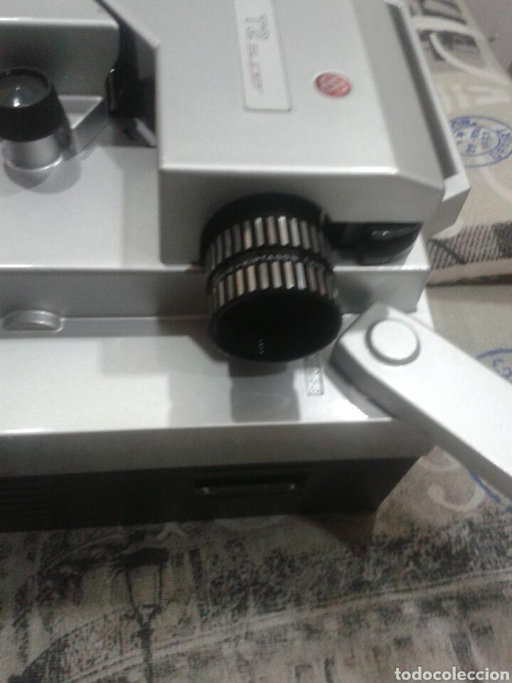 Antigüedades: Proyector de cine Bauer T2 Super 8 mm. - Foto 2 - 175791729