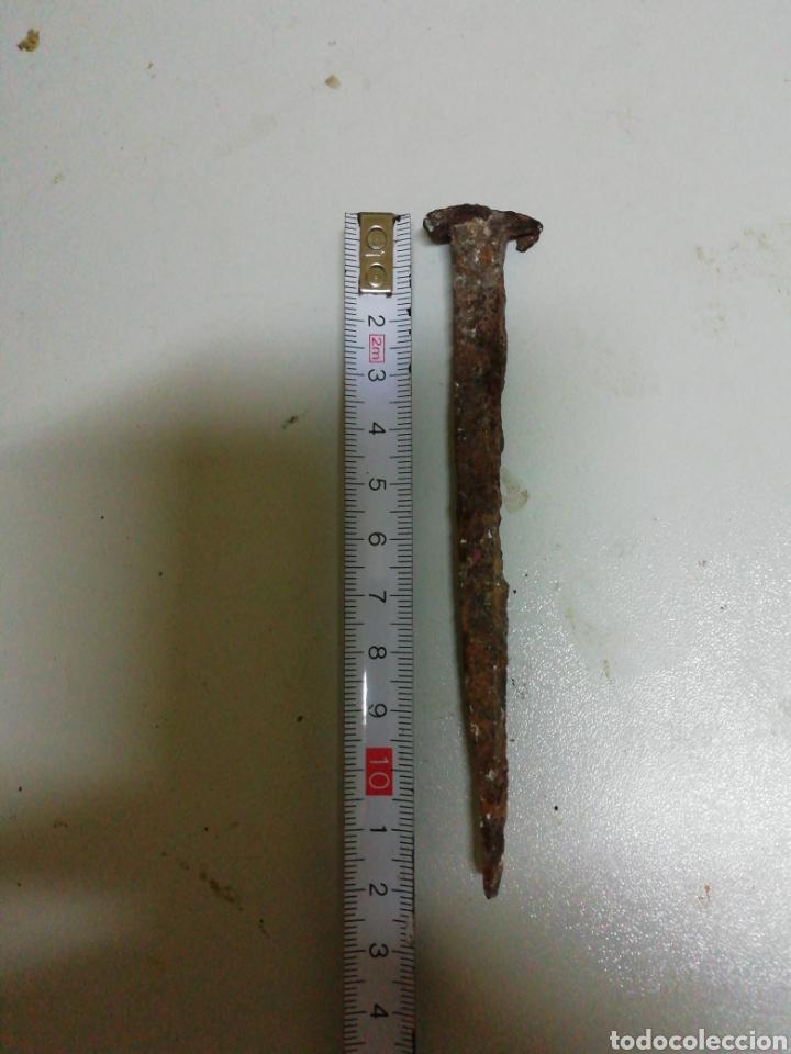 ATINGUA PUNTA DE FORJA (Antigüedades - Técnicas - Varios)