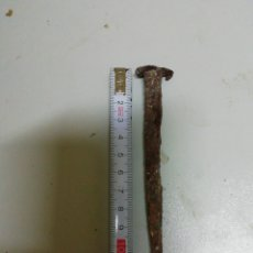 Antigüedades: ATINGUA PUNTA DE FORJA. Lote 175796389
