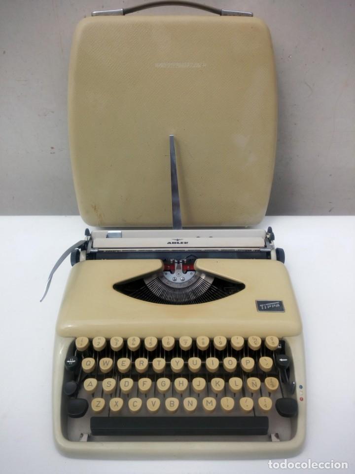 ADLER TIPPA. (Antigüedades - Técnicas - Máquinas de Escribir Antiguas - Otras)