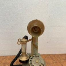 Teléfonos: TELEFONO DE CANDELABRO. Lote 175859935