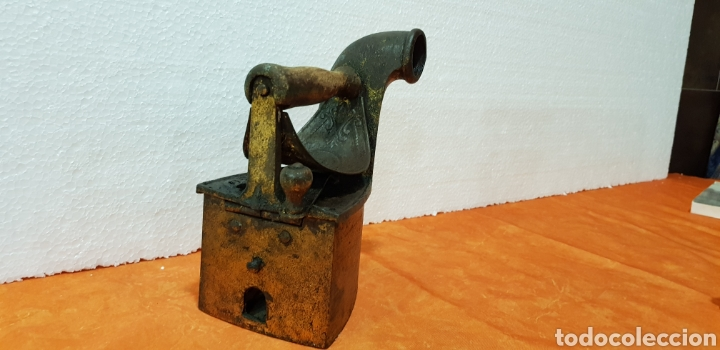 Antigüedades: PLANCHA ANTIGUA, - Foto 2 - 175862679