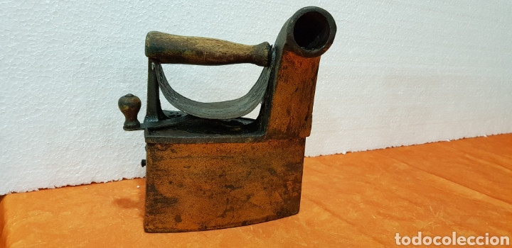 PLANCHA ANTIGUA, (Antigüedades - Técnicas - Planchas Antiguas - Varios)