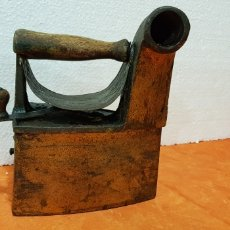 Antigüedades: PLANCHA ANTIGUA,. Lote 175862679