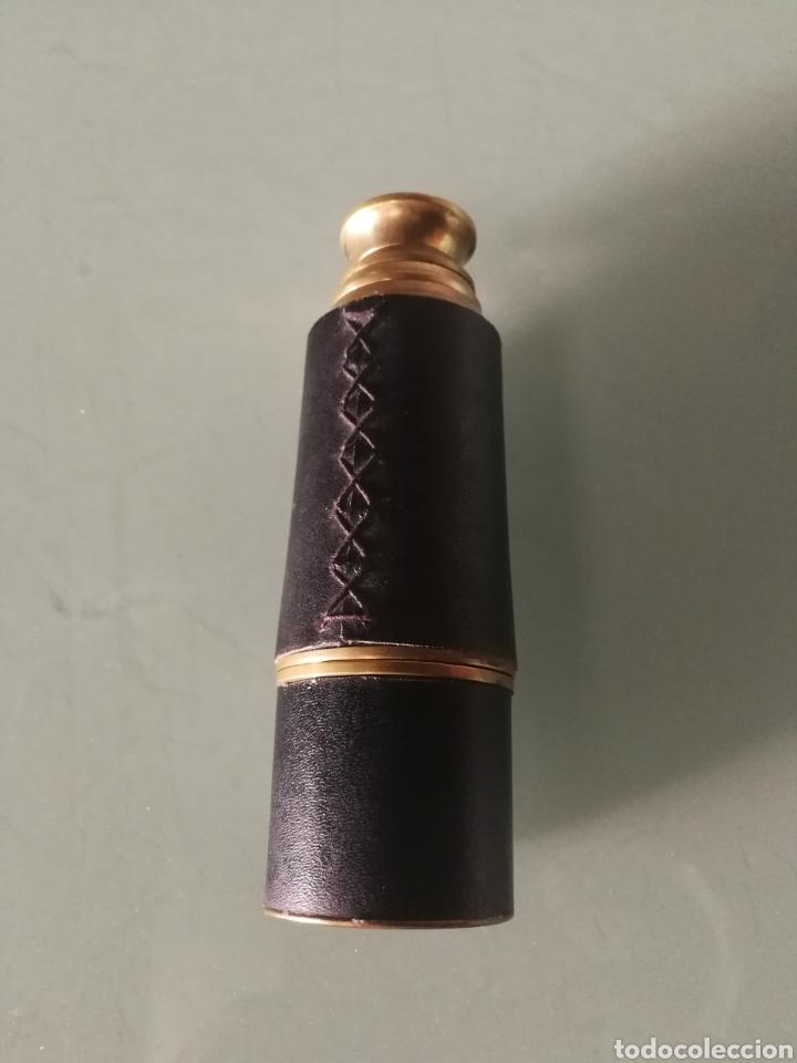 CATALEJO NAUTICO (Antigüedades - Técnicas - Instrumentos Ópticos - Catalejos Antiguos)