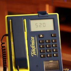 Teléfonos: CABINA TRMA VIA. Lote 175926152