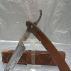 Antigüedades: NAVAJA AFEITAR FILARMÓNICA NUM.14 JOSE MONTSERRAT. Lote 175929803