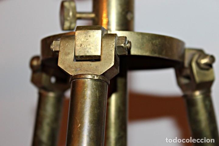 Antigüedades: Catalejo de barco (1) - Latón - Segunda mitad del siglo XX - Foto 11 - 175943352
