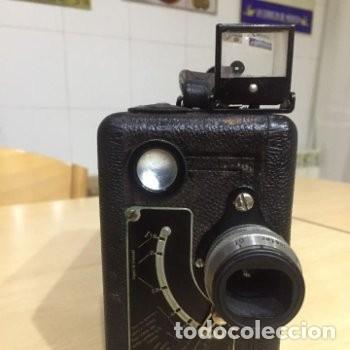 Antigüedades: CINE KODAK MODELO B DE 1926 - Foto 2 - 175949653