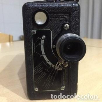 Antigüedades: CINE KODAK MODELO B DE 1926 - Foto 3 - 175949653