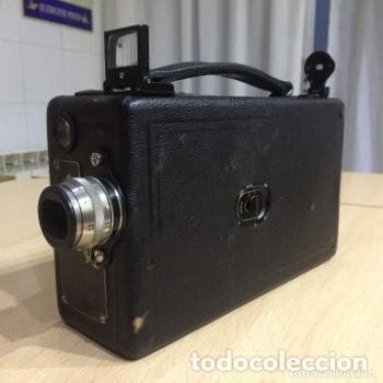Antigüedades: CINE KODAK MODELO B DE 1926 - Foto 4 - 175949653