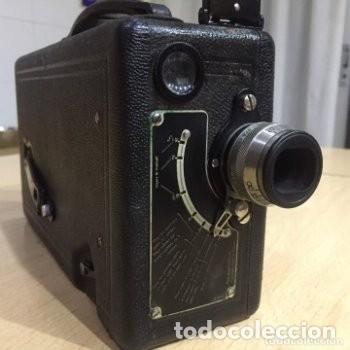 Antigüedades: CINE KODAK MODELO B DE 1926 - Foto 9 - 175949653