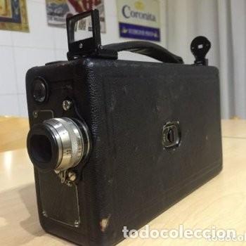 Antigüedades: CINE KODAK MODELO B DE 1926 - Foto 10 - 175949653