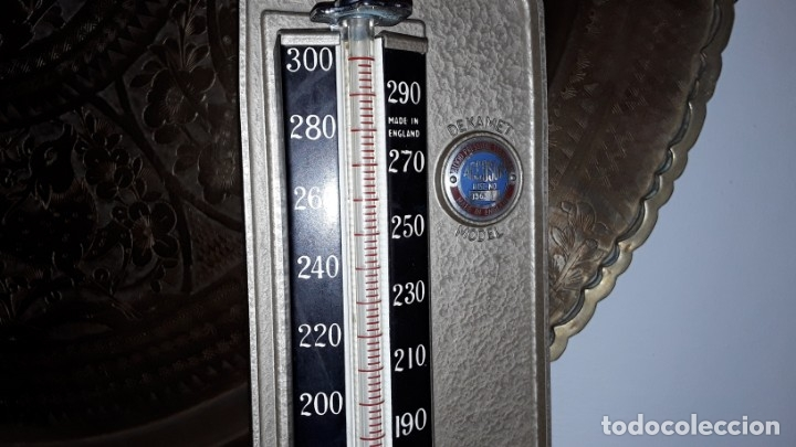 Antigüedades: Tensiómetro Accoson, made in England - Foto 6 - 175957354