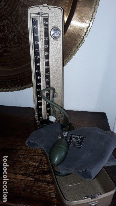 Antigüedades: Tensiómetro Accoson, made in England - Foto 7 - 175957354