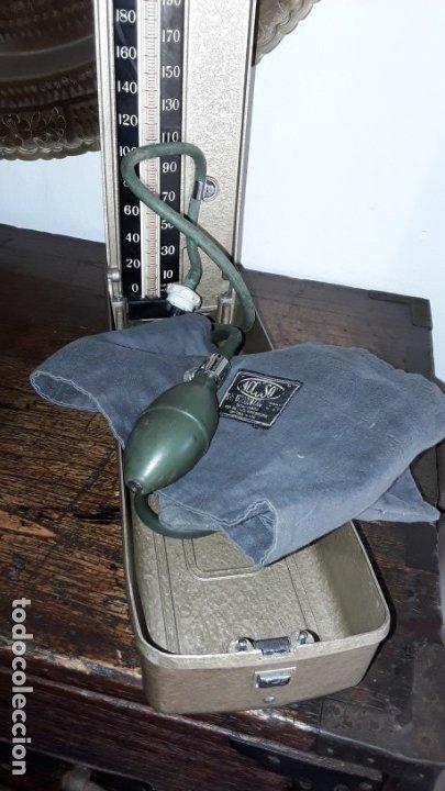 Antigüedades: Tensiómetro Accoson, made in England - Foto 8 - 175957354