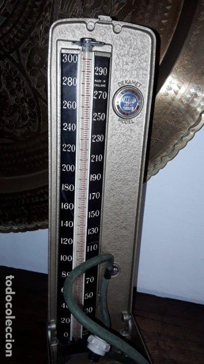 Antigüedades: Tensiómetro Accoson, made in England - Foto 9 - 175957354