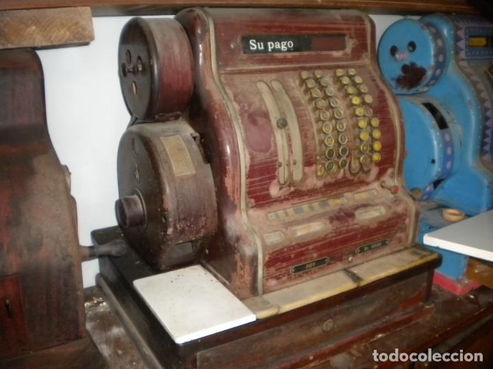 CAJA REGISTRADORA KRUPP (Antigüedades - Técnicas - Aparatos de Cálculo - Cajas Registradoras Antiguas)