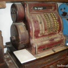 Antigüedades: CAJA REGISTRADORA KRUPP. Lote 175961683