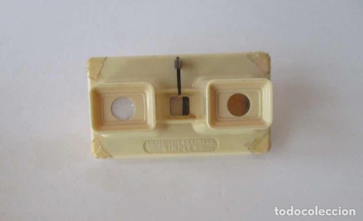 Antigüedades: VISOR ESTEREOSCOPICO LESTRADE - Foto 3 - 175990460