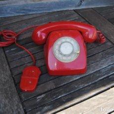 Teléfonos: TELEFONO HERALDO ROJO. Lote 176028000