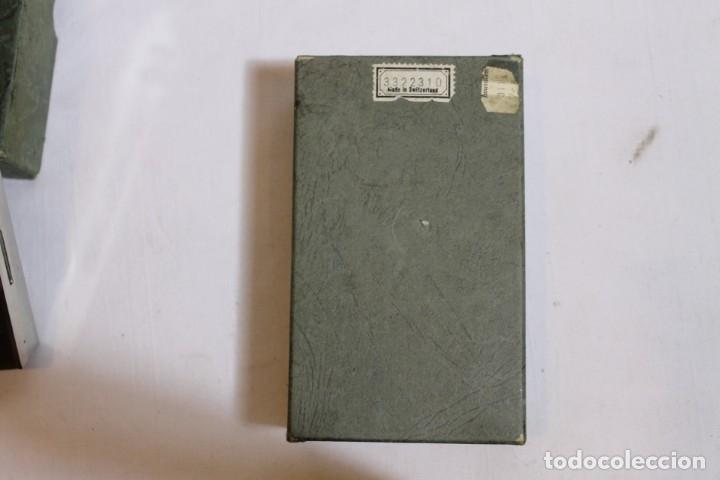 Antigüedades: AFILADOR O SUAVIZADOR DE CUCHILLAS DE AFEITAR ALLEGRO - Foto 8 - 176105947