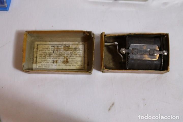 Antigüedades: SUAVIZADOR BENJAMIN PARA HOJILLAS - Foto 8 - 176125035