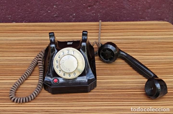 Teléfonos: TELÉFONO INGLÉS 1930 - Foto 2 - 176172899