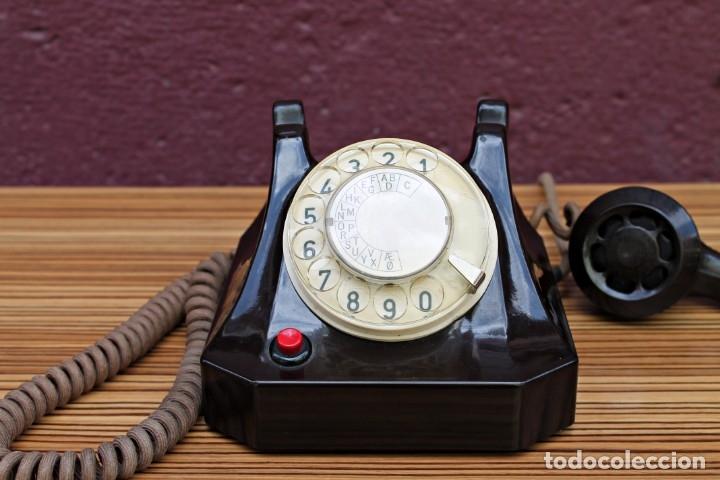 Teléfonos: TELÉFONO INGLÉS 1930 - Foto 3 - 176172899
