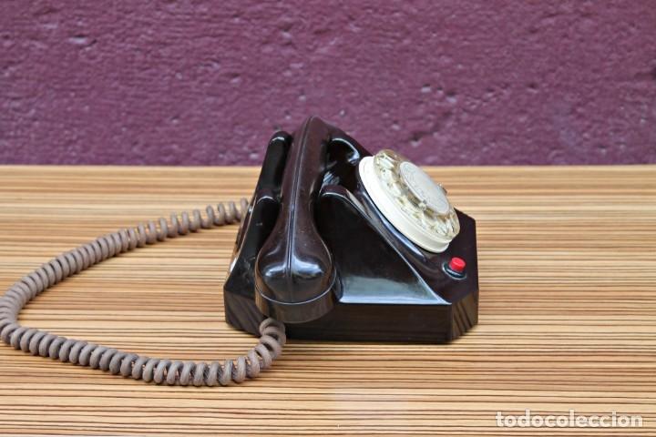Teléfonos: TELÉFONO INGLÉS 1930 - Foto 4 - 176172899