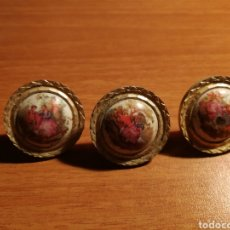 Antigüedades: TIRADORES POMOS. Lote 176210410