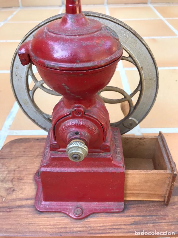 Antigüedades: Molinillo café - Foto 5 - 176250394