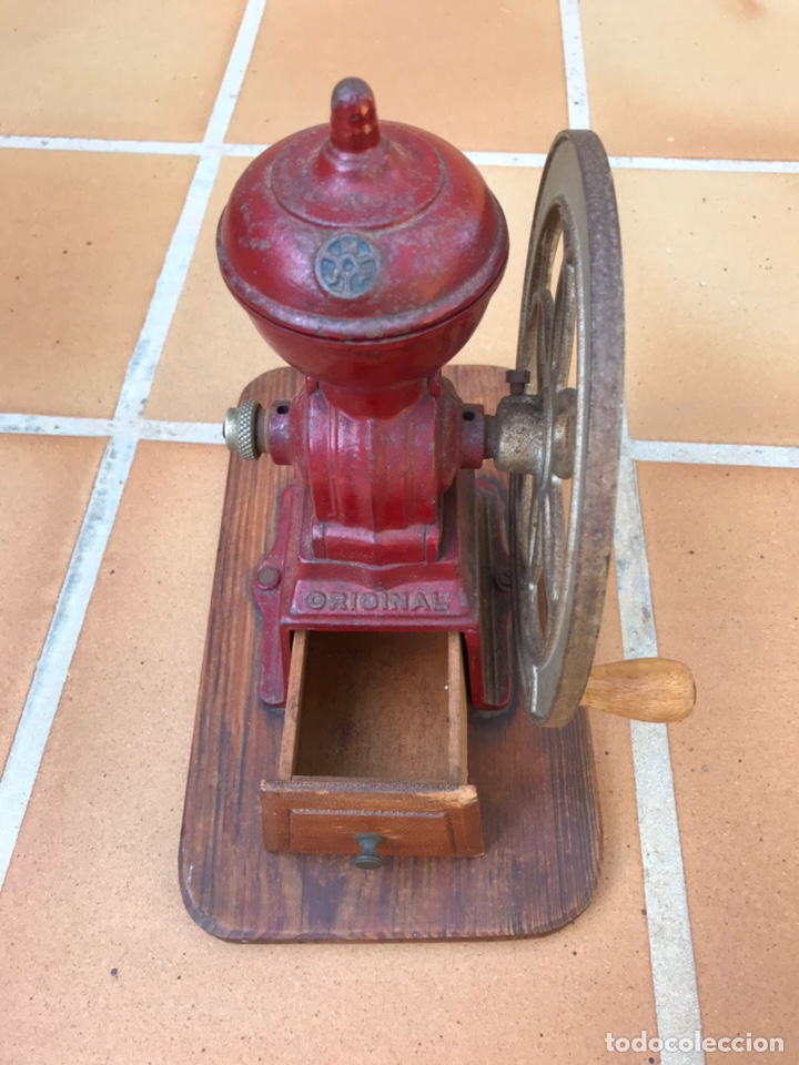 Antigüedades: Molinillo café - Foto 11 - 176250394