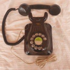 Teléfonos: TELÉFONO BAQUELITA STANDARD ELECTRICA. Lote 176255752