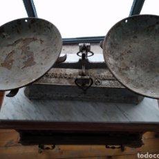 Antigüedades: BALANZA FORCE 10 KILOS. Lote 176344507