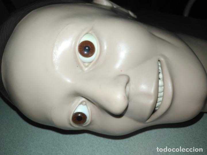 Antigüedades: acepto ofertas - cuerpo anatomia humano cabeza practicas medicina tamaño natual ojos de cristal - Foto 2 - 176369795