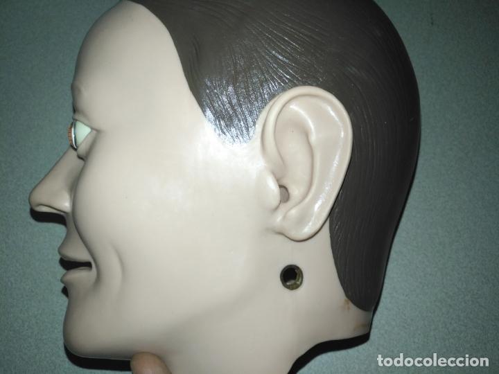 Antigüedades: acepto ofertas - cuerpo anatomia humano cabeza practicas medicina tamaño natual ojos de cristal - Foto 6 - 176369795