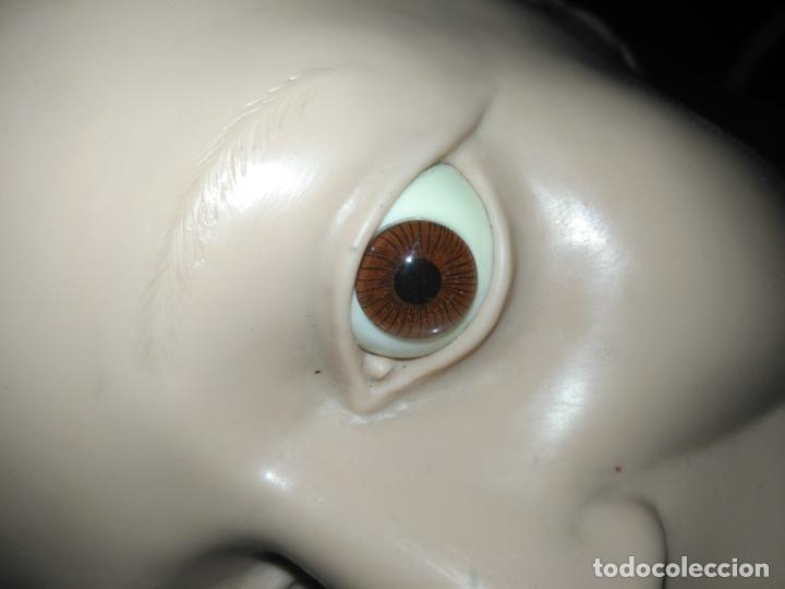Antigüedades: acepto ofertas - cuerpo anatomia humano cabeza practicas medicina tamaño natual ojos de cristal - Foto 12 - 176369795