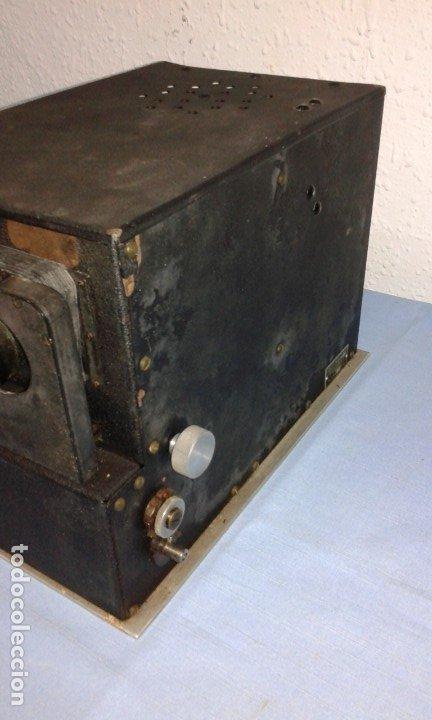 Antigüedades: VISOR ESTEROSCOPICO DE 1950 ELECTRICO - Foto 3 - 176437188