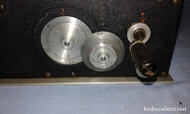 Antigüedades: VISOR ESTEROSCOPICO DE 1950 ELECTRICO - Foto 9 - 176437188