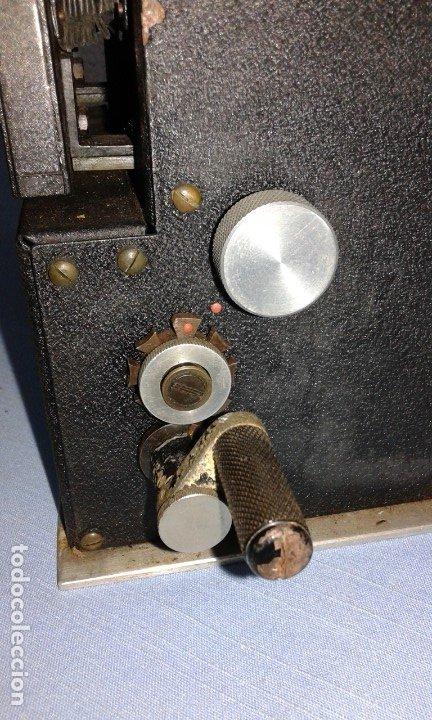Antigüedades: VISOR ESTEROSCOPICO DE 1950 ELECTRICO - Foto 11 - 176437188