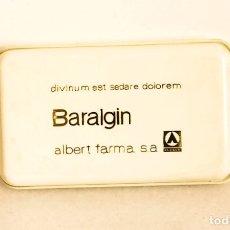Antigüedades: BARALGIN - SIN ABRIR - AÑOS 70. Lote 176449168