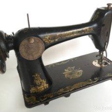 Antigüedades: ANTIGUA MAQUINA DE COSER SINGER. Lote 176513019